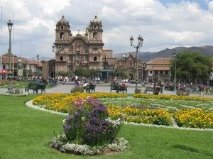 Cuzco, Plaza des Armas